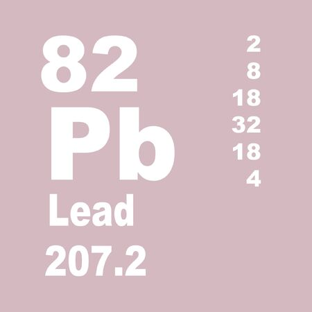 Lead is a chemical element in the carbon group with symbol Pb (from Latin: plumbum) and atomic number 82.