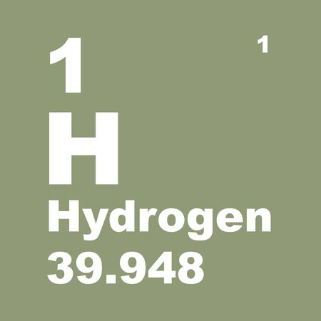 Hydrogen is a chemical element with chemical symbol H and atomic number 1.