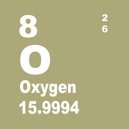 Stickstoff ist ein chemisches Element mit dem Symbol N und der Ordnungszahl 7. Standard-Bild