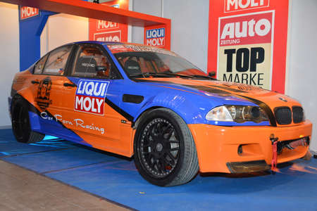 PASAY, PH - APR 7 - BMW car at Manila International Auto Show on April 7, 2019 in Pasay, Philippines.
