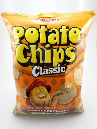 MANILA, PH - JUNE 23 - Jack and Jill potato chips classic on June 23, 2020 in Manila, Philippines.