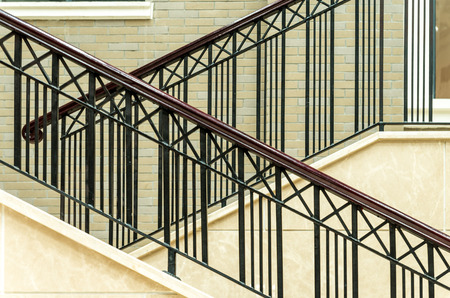 banisters: two banisters