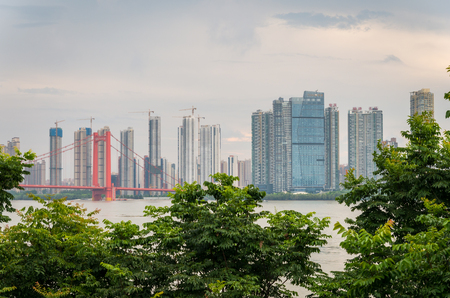 wuhan: Wuhan Yangtze River scenery