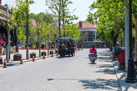concession: Tianjin five Avenue
