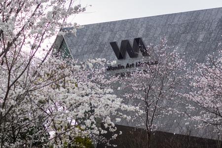 Wan Lin Art Museum at Wuhan University