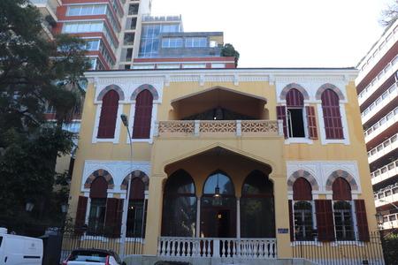old heritage building