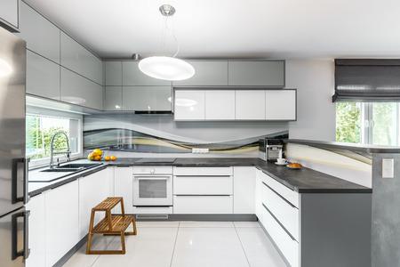 Muebles De Cocina En Color Blanco. Latest Muebles De Cocina En Color ...