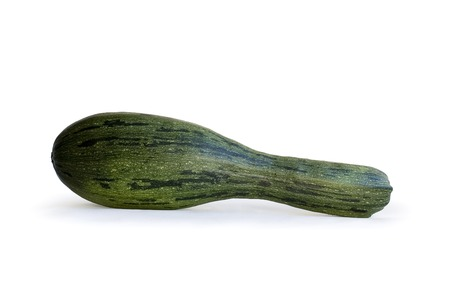 Marrow on the white background Banco de Imagens