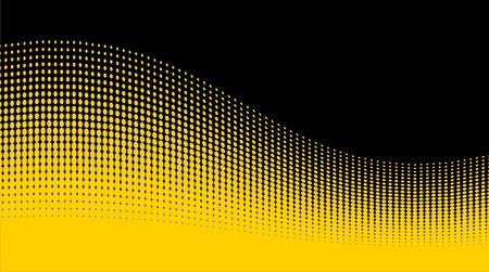Orange  abstract modern background. Vector. Vector