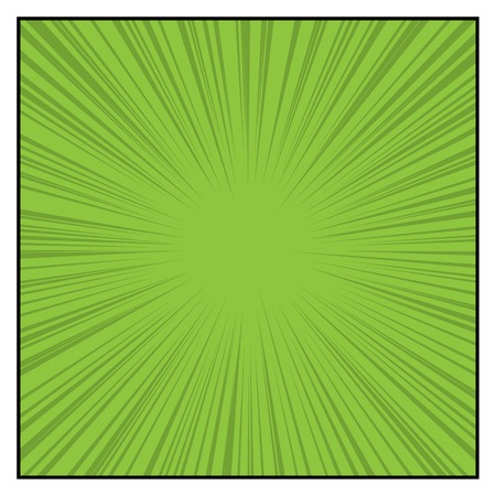 novels: Comics Color Radial Speed Lines graphic effects