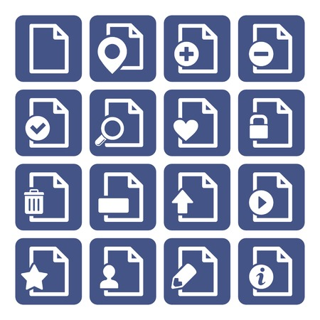 edit icon: File Management Icons Set
