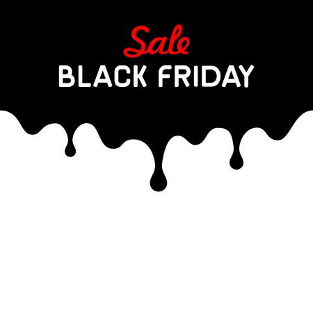 Black Friday Sale achtergrond ontwerp element.