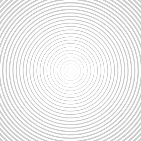 hypnotic: Circle Ring Hypnotic Background. Vector illustration pattern Illustration