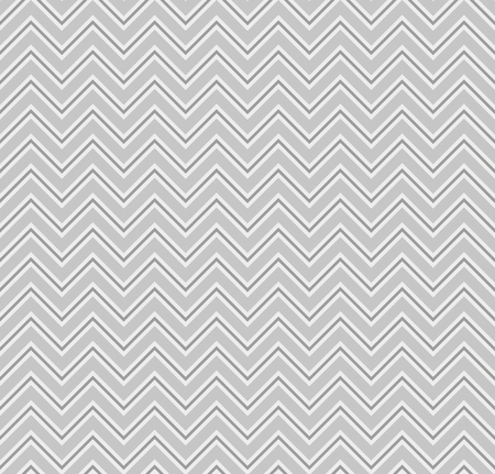 Zigzag Lines Seamless Pattern. Vector