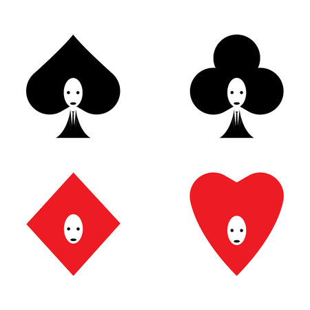 face card: face card poker game