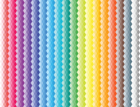 Background Triangle Material Colors Illusztráció