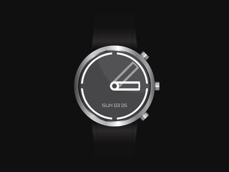 smart: Digital Watch  Smart Design