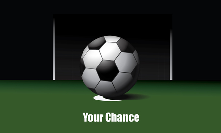 penalty: Football Penalty Spot Your Chance