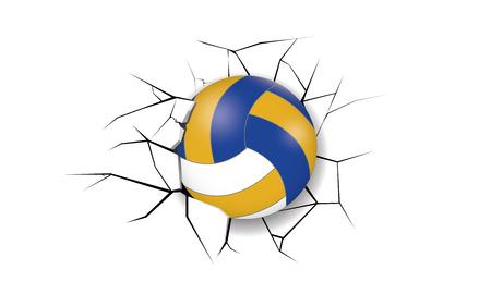 quake: Crack Sport VolleyBall