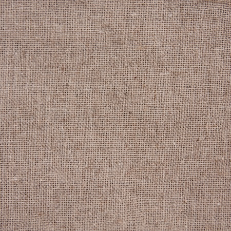 Detail of burlap canvas texture for backgrounds.