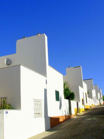 bairro: Malagueira Quarter II Stock Photo