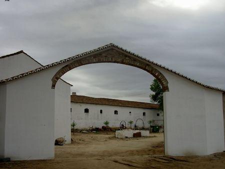 agricultural farm in Alentejo region, Portugal. Stock Photo - 536727