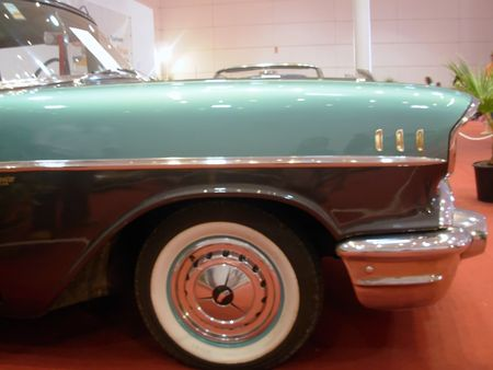 old car in exposition in the museum Stock Photo - 560311
