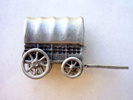 old antique wagon wheel Stock Photo - 618658