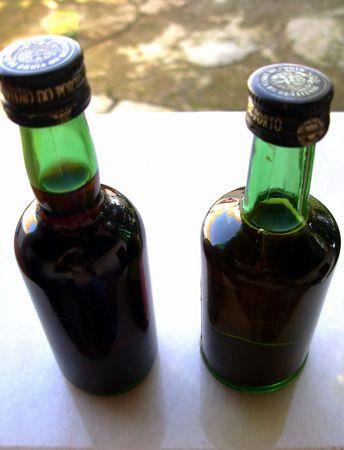 porto: Wine bottles .Porto  Wine bottles.