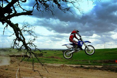 motorsprot: sport motocross people
