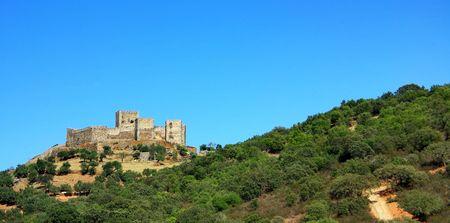 Castle of Monsaraz village. photo