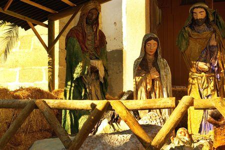 Portuguese Bethlehem. Stock Photo - 4022730