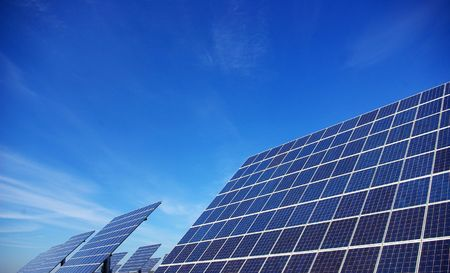 solarpower: Photovoltaic central in Portugal.