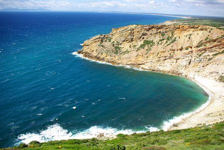 Espichel cape, Portugal. photo