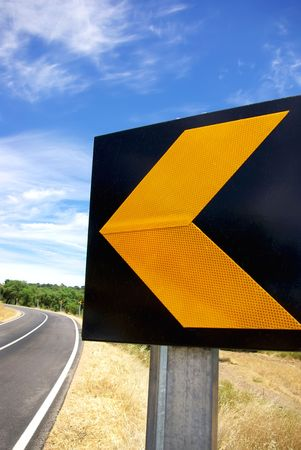Roadsign at Portugal. Stock Photo - 7442468