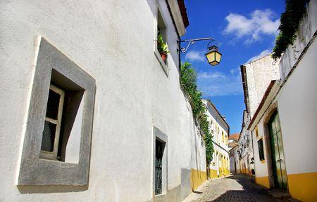 Street of Évora, Portugal. Stock Photo - 7976704