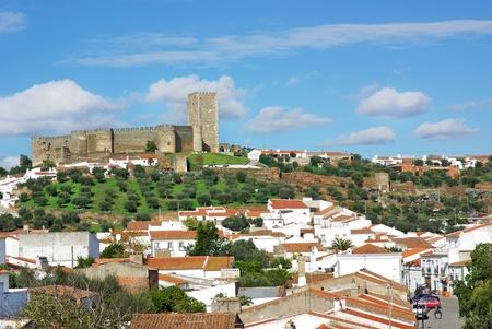 Landscape of Portel vilage.Portugal. photo