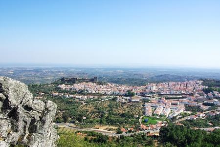 Landscape of Castelo de Vide village, north of Alentejo region Stock Photo - 10599472