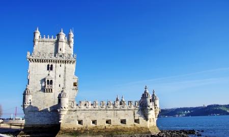 belem: Tower of Belem, Lisbon, Portugal.