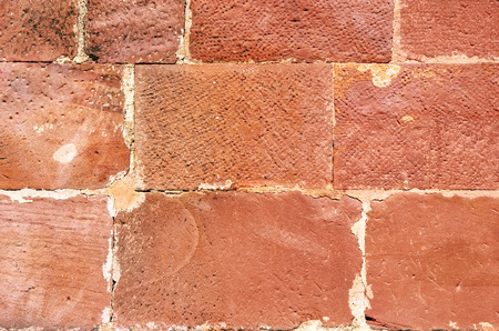 close-up brick wall  photo