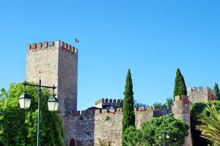 alter: Alter do Chao castle, Portugal