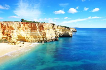 Benagil beach , Algarve, Portugal