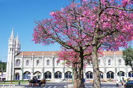 belem: Jeronimos monastery, Belem district, Lisbon
