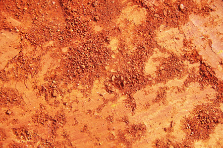 red soil: Red Soil Texture background