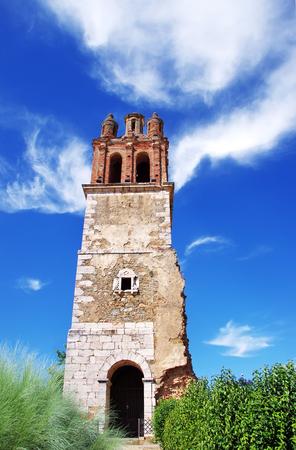 extremadura: Don Francisco tower in Zafra, Extremadura region, Spain