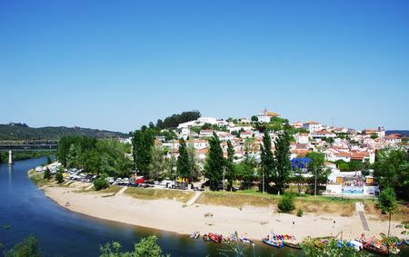 ribatejo: Landscape of Constancia. Santarem, Ribatejo, Portugal