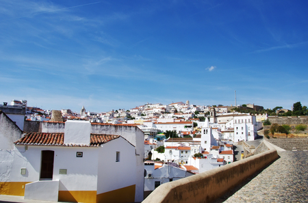 Old city of Elvas, Alentejo, Portugal. Фото со стока