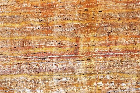 texture of colorful marble wall, portuguese quarry 写真素材