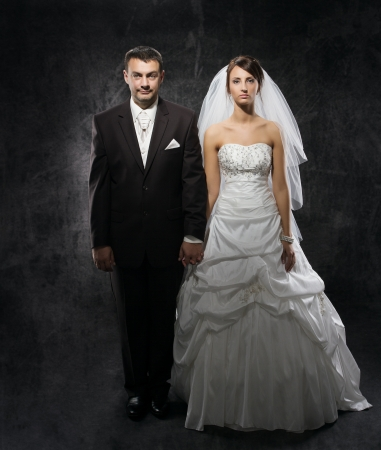 discord: Married couple problem, indifference, depression and discord