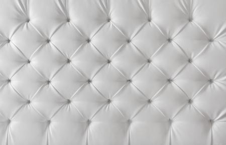 tappezzeria in pelle divano in tessuto bianco, fondo del modello